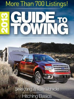 2013 Towing Guide